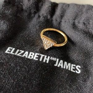 Elizabeth and James Ring